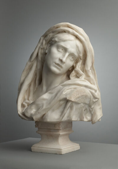 Jean-Baptiste Carpeaux, 'Mater Dolorosa', 1870