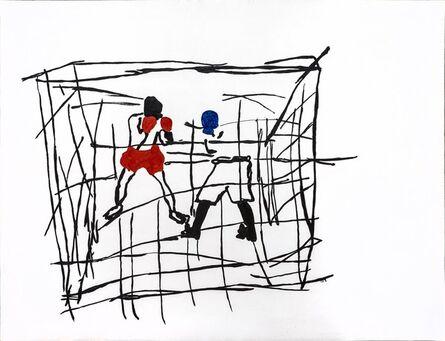 Gérard Quenum, 'La Boxe', 2015