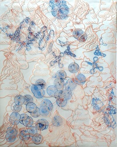Barbara Strasen, 'Frostee Feet Cells', 2011