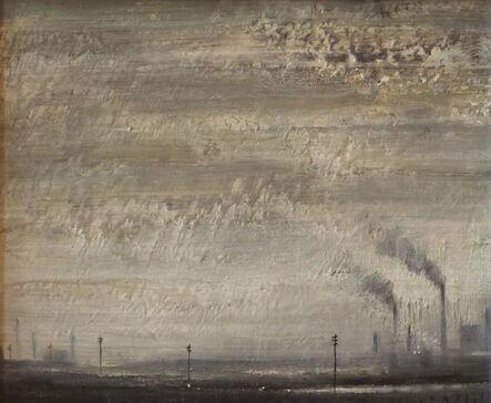 Theodore Major, 'Telegraph Poles'