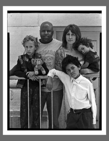 Robert Kalman, 'The Curtis Family, New York City'