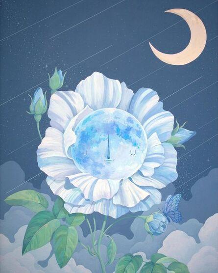 Yoskay Yamamoto, 'Moonflower', 2020