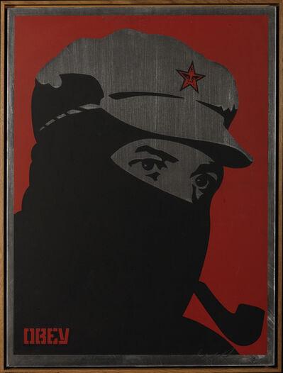 Shepard Fairey, 'Comandante', 2002