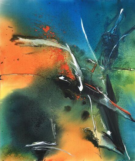 Jessica Pi-Hua Hsu, 'Golden Soar', 2019