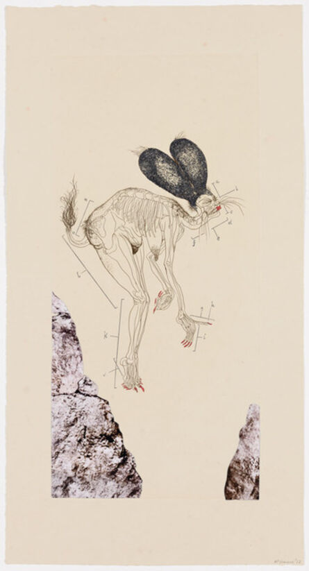 Wangechi Mutu, 'The Original Nine Daughters ', 2012