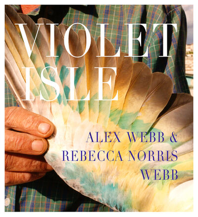 Alex Webb, 'Violet Isle, 2nd Edition, Limited Edition', 2018