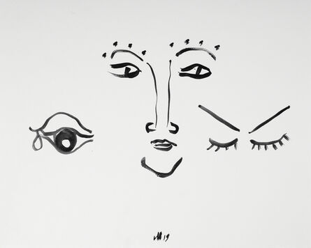Melli Ink, 'Faces', 2019