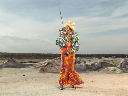 Osborne Macharia, 'Magadi 1', 2017