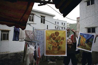 Yu Haibo 余海波, 'Dafen Oil Painting Village', 2005