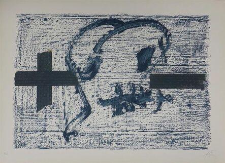 Antoni Tàpies, 'LLambrec 7', 1975
