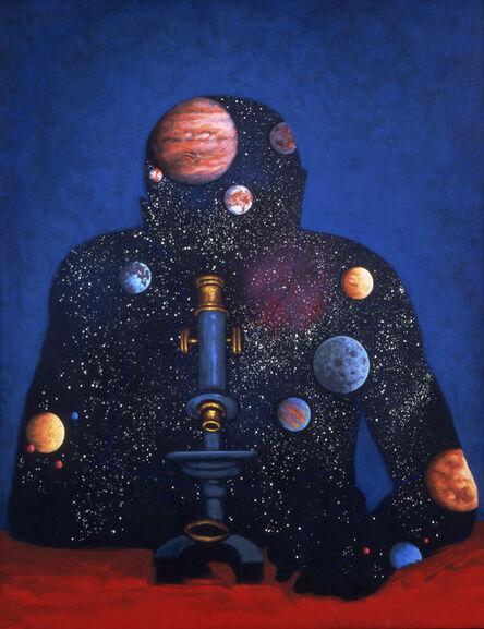 David Wojnarowicz, 'Something from Sleep III (For Tom Rauffenbart)', 1989