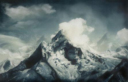 Jacob Felländer, 'Ama Dablam, Himalaya', 2016