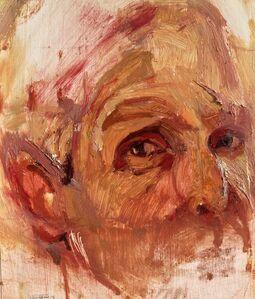 Gulgun Aliriza, 'Study for a Portrait', 2020