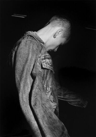Wolfgang Tillmans, 'dancer, OperaHouse', 1989