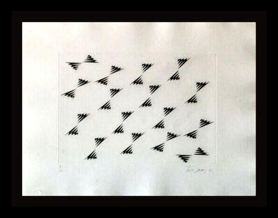 Tess Jaray RA, 'Encounter Suite Panta Rhei', 1979