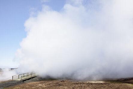 Maroesjka Lavigne, 'Cloud, The Reykjanes Geothermal Power Station', 2011