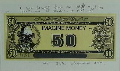 Jake & Dinos Chapman, 'Imagine Money', 2007