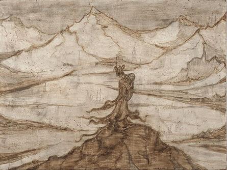 Wang Yabin, 'Pavilion of Memories-summit of the Goddess', 2012