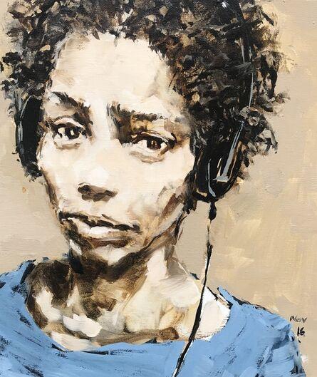 Gabriel Schmitz, 'Headphone series #3'