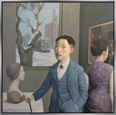 Jeffrey Chong Wang, 'Early Snow', 2020