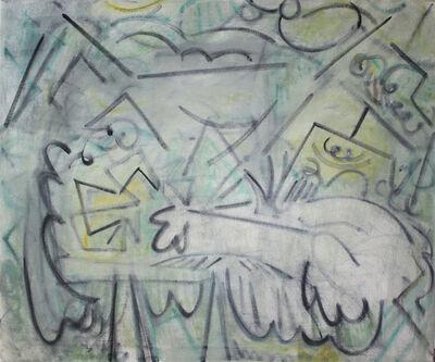 Kiera Bennett, 'Painter's Hand (Tickler)', 2018
