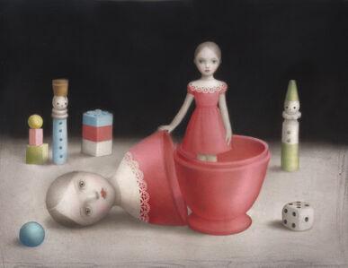 Nicoletta Ceccoli, 'Inner Self', 2017