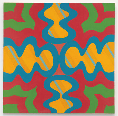 Imre Bak, 'Composition', 1967