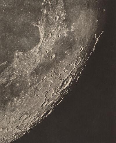 Charles le Morvan, 'Carte photographique de la lune', 1904