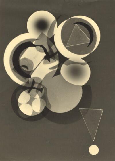Otto Steinert, 'Zusammengeballt', 1947