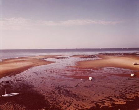 Joel Meyerowitz, '#2 Bay/Sky Series, Provincetown', 1977