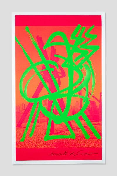 Mark di Suvero, 'Untitled', 2000