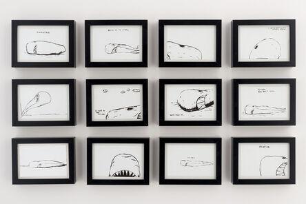 Thaddeus Strode, 'Untitled 1-12', 2013