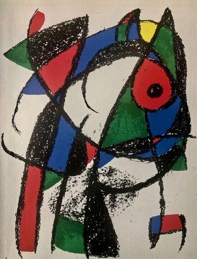 Joan Miró, 'Original Lithograph I', 1975