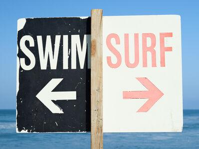 Jin-Woo Prensena, 'Swim and Surf, Malibu', 2016