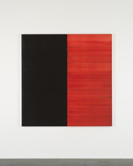 Callum Innes, 'Untitled Lamp Black no.12', 2019