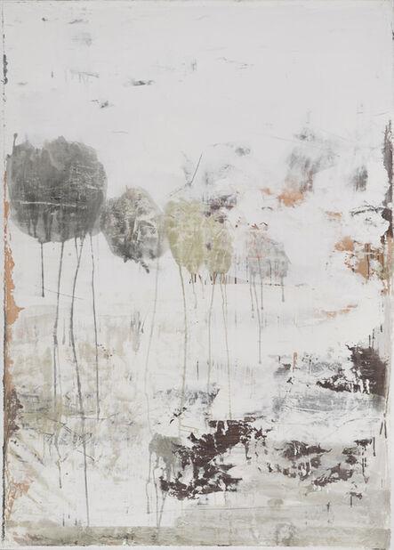 Yan Shanchun, 'Lake Hill No. 7', 2017