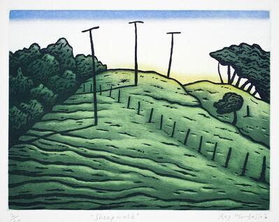 Chris O'Doherty (a.k.a. Reg Mombassa), 'Sheepwalk', 2015