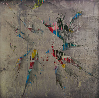 Martin Gremse, 'Purple Aluminium Hyacinth', 2016