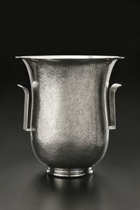 Luigi Genazzi, 'A LargeArt Deco Vase'