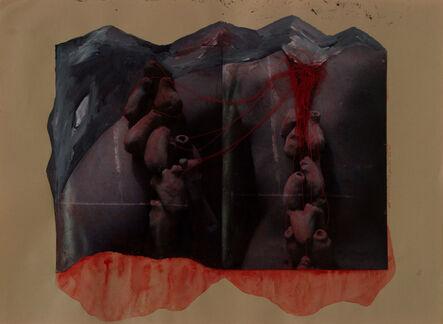 Virgínia Di Lauro, 'Decoração suspenso querendo desaterrar-se ', 2020