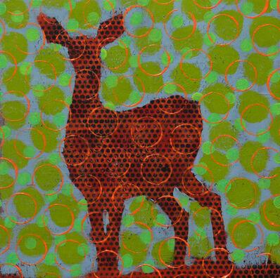 Les Thomas, 'Animal Painting #019-1765', 2019