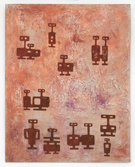 Jorge Orta, 'Makós', 1975