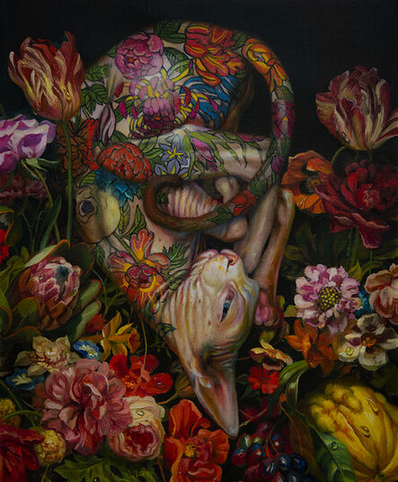 Martin Wittfooth, 'Aesthetic and Artifice', 2019