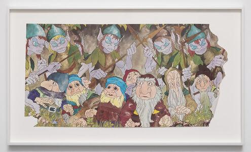 Richard Aldrich, 'Hobbit Collage', 2008