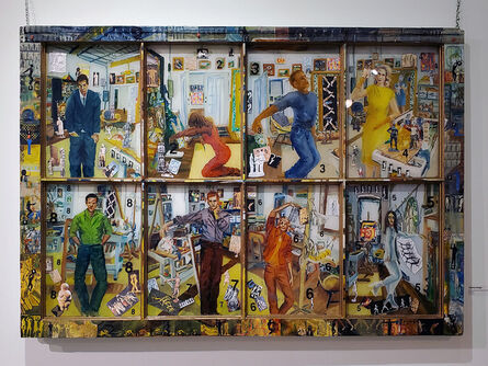 Carol Taylor-Kearney, 'Numerology', 2016