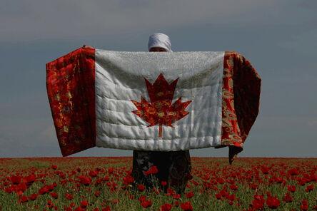 Said Atabekov, 'My Canada', 2010