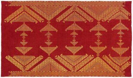 Unknown Artist, 'Chope Phulkari', ca. 20