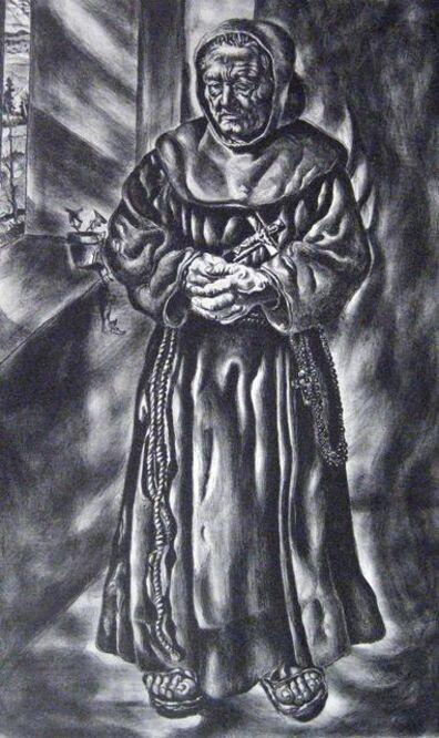 Ivan Le Lorraine Albright, 'Follow Me', 1949