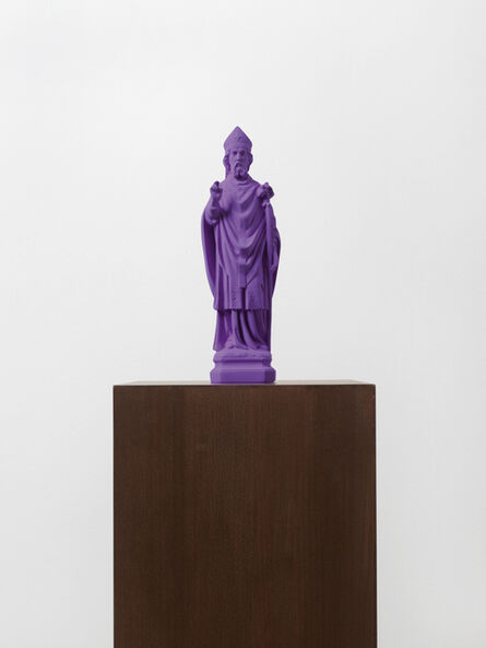 Katharina Fritsch, 'St. Nikolaus', 2002