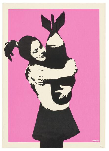 Banksy, 'Bomb Love (Bomb Hugger) (Unsigned)', 2003